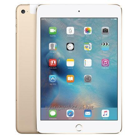Купить Планшет Apple iPad Mini 4 128Gb Wi-Fi + Cellular Gold