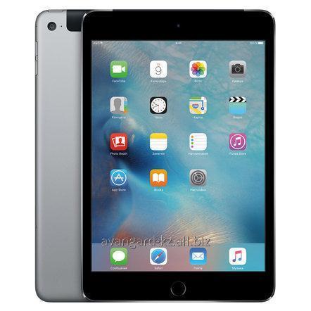Купить Планшет Apple iPad Mini 4 128Gb Wi-Fi + Cellular Space Gray