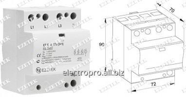Buy Limiter of tension ET B 50 (3+1) Kategoriya-I, the II, the III class / 1,2,3 type / B+C+D