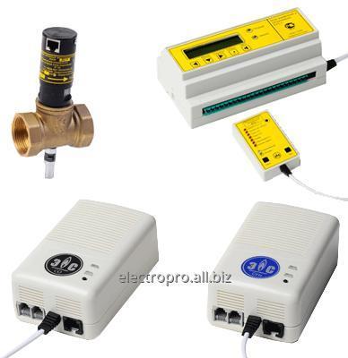 Купить Система контроля газа диспетчеризации параметров котельной Кристалл-3