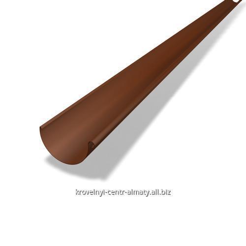 Желоб полукруглый 125 мм