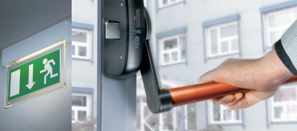 Buy The BKS lock for glass doors