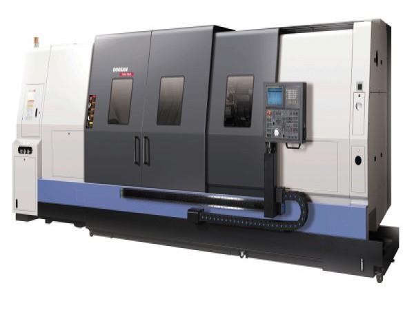 Купить Горизонтальный токарный обрабатывающий центр Puma AW560 AW660