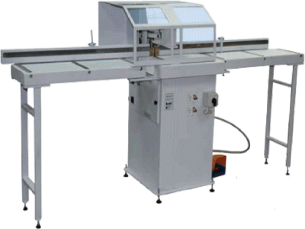 Buy The three-axial milling machine with ChPU of an industrial series: Beaver 25AVLT8