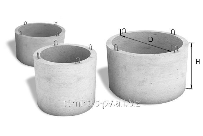 Кольца железобетонные в павлодаре плита перекрытия пк вес