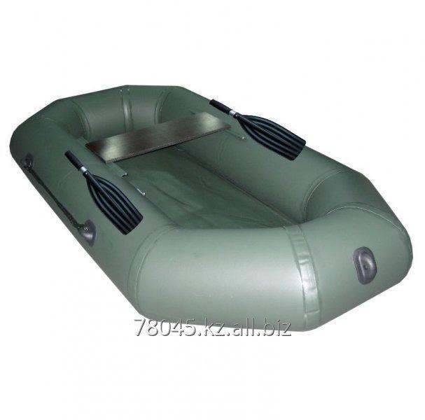 Купить Лодка БРИЗ 190 (гребки + жесткое сиденье)