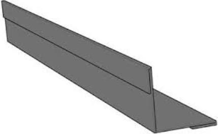 Угол внутренний 75х75 мм