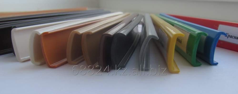 Купить Кант ПВХ h=3,7 мм, ширина 25 мм