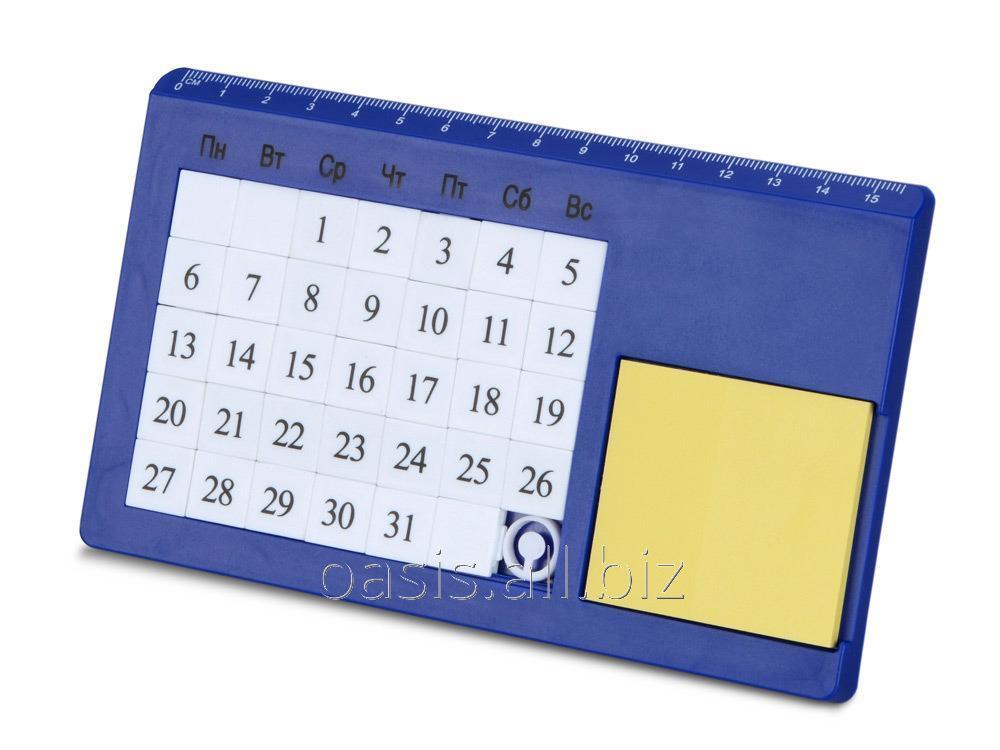 Купить Календарь настольный Плано вечный