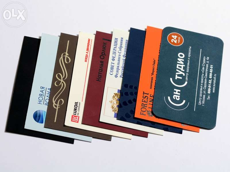 Business cards 3D - Tach Cover (Touch Cover), Silk-screen printing ...