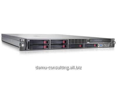 Сервер Hewlett-Packard ProLiant DL360G5