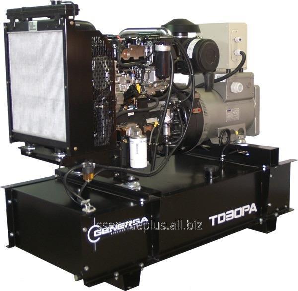 Дизельная электростанция TD30P/A