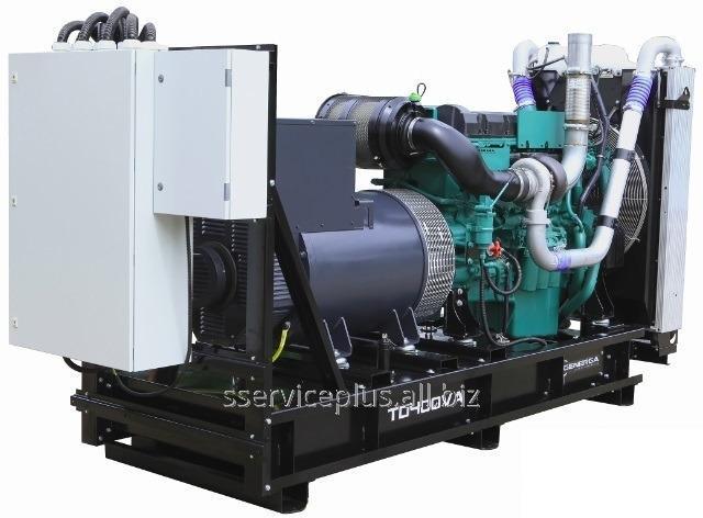 Дизельная электростанция TD500V/A
