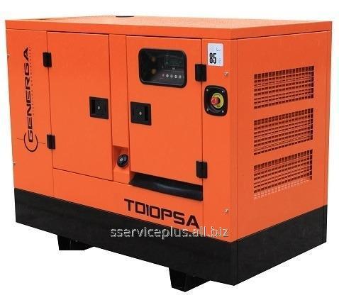 Дизельная электростанция TD10PS/A