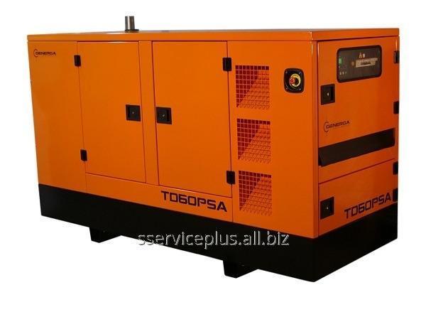 Дизельная электростанция TD80PS/A