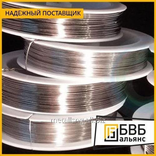 Купить Проволока Нихром в изоляции КЭНВ НХ 300-1,0 (стеклонить один слой)