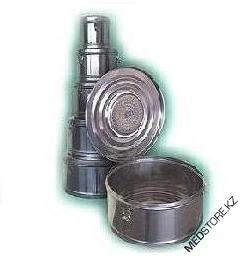 Купить Коробка стерилизационная круглая с фильтром бикс КСКФ-12