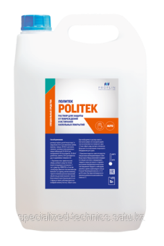 Buy Solution for protection against damages and attritions of floor coverings of POLITEK, a code tovara:politek - 1
