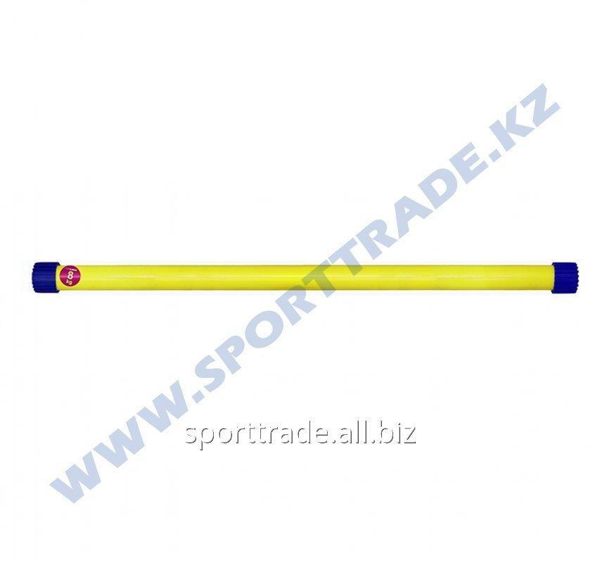 Купить Бодибар (гимнаст палка) 8 кг 120см