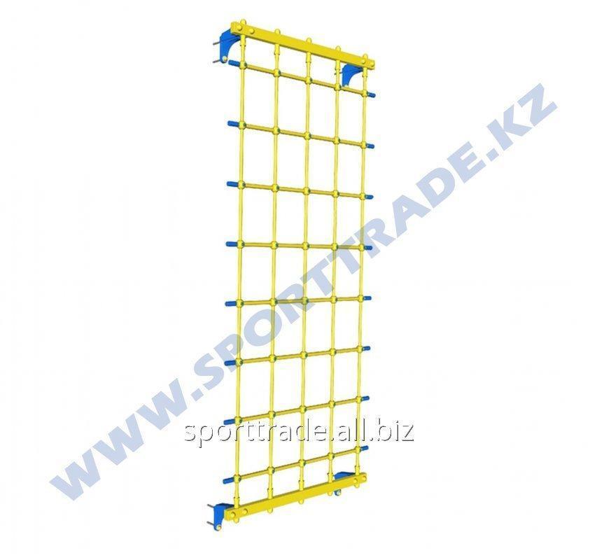 Buy The rope grid wall width is 75 cm