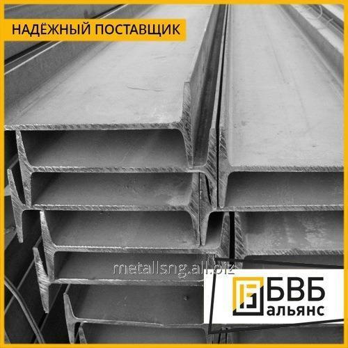 Купить Балка стальная двутавровая 45Б2 ст3сп5 12м