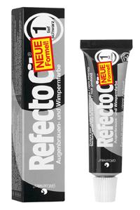 Купить Краска для ресниц и бровей 15ml №1 Темно-черный RefectoCil
