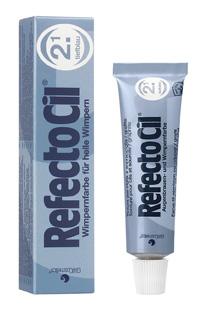Купить Краска для ресниц и бровей 15ml №2/1 Темно-синий RefectoCil