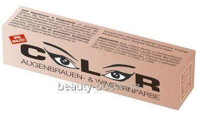 Buy Color for eyelashes and eyebrows of Color Augenbrauen 15ml Natural-brown