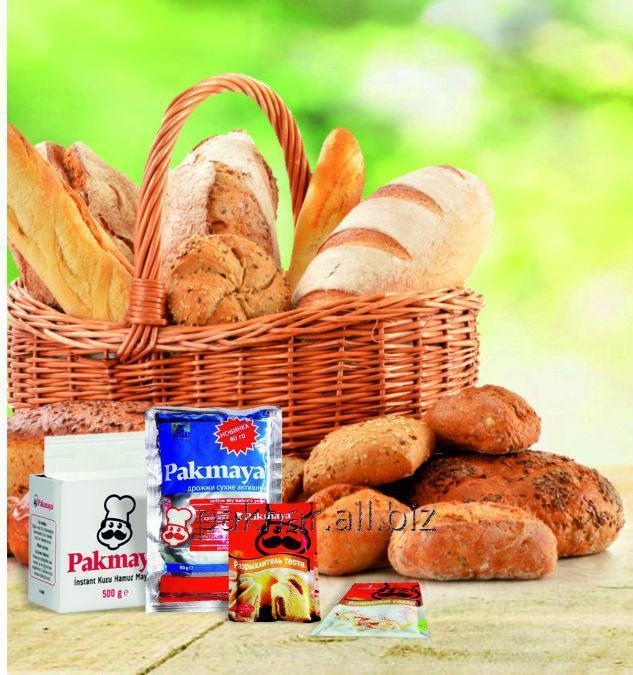 Купить Пакмая !!! Дрожжи хлебопекарные сухие быстродействующие !