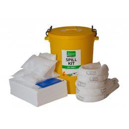 Buy Oil emergency set 80l Superior oil-only Spill Kit, Sorbent, absorbent, set for elimination of floods