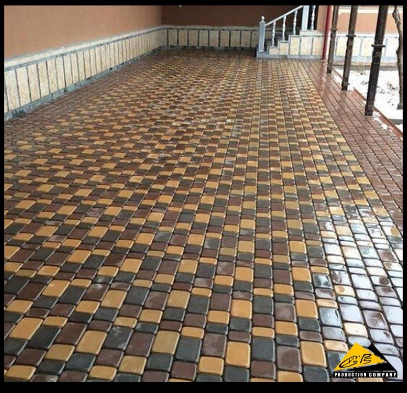 "Buy Qualitative paving slabs of ""CnPS"