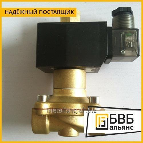 Buy Electromagnetic valve, poliamidG 1/4 ' n/w FKM