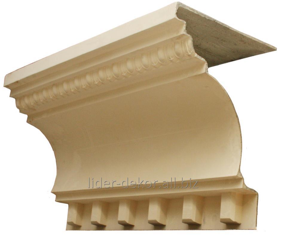 И карнизы из фибробетона полиуретановые смеси для бетонного пола