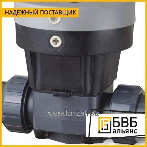 Купить Клапан мембранный с пневмоприводом DN 15 AISI 316L н/з EPDM c/c