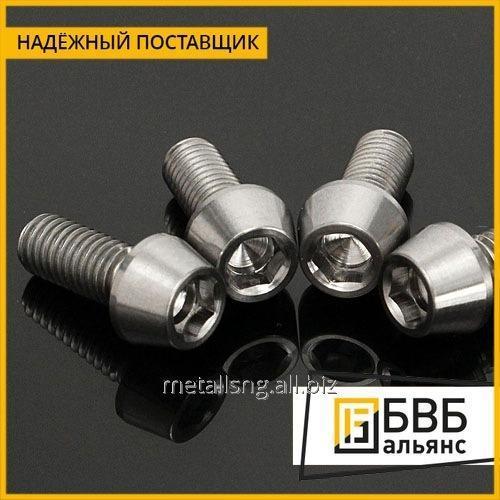 Titanium screw Vt16