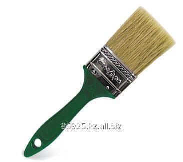 Buy Brush the fleytsevy mixed bristle the plastic Lazur handle the house manager Profi