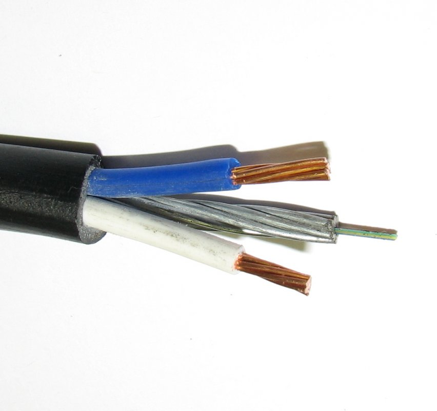 Electric cable vvg 3*1,5; vvg 3*2,5 buy in Astana