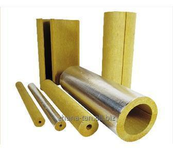 Buy Cylinders, semi-cylinders mineral-cotton PTs-100, Ts-100 PTs-150, Ts-150