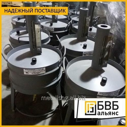 Buy Mernik for additives (solvents) for paint and varnish industry of V = 5 m3