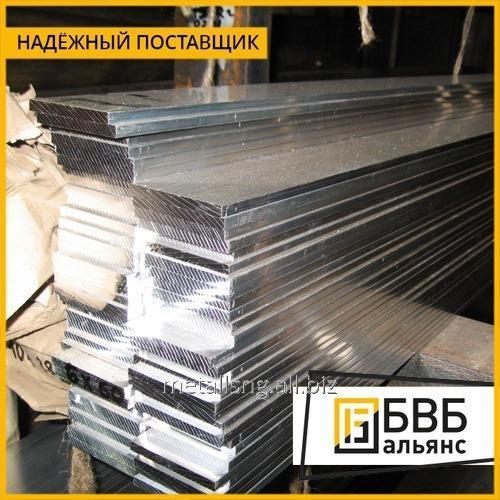 Купить Полоса алюминиевая 10х100х3000 АД31Т