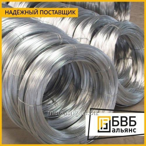 Wire of general purpose of 2,4 mm 03X18H10T of GOST 3282-74 THC thermoraw