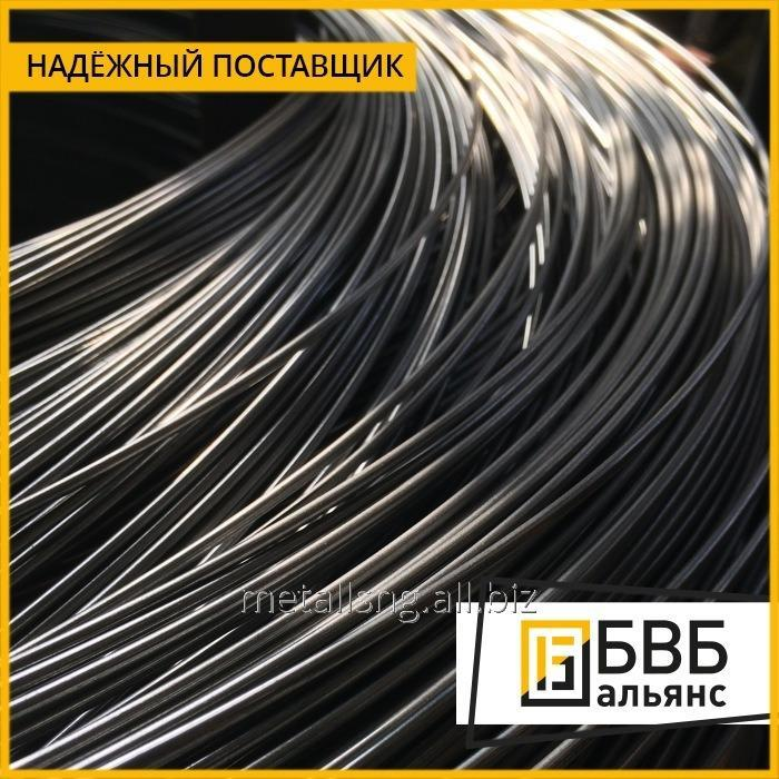 Buy Wire of printing 1,2 mm 0H6 of GOST 7480-73 oiled