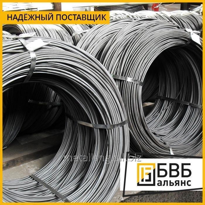 Купить Проволока пружинная 1 мм 60С2А ГОСТ 14963-78 Е-ХН-1