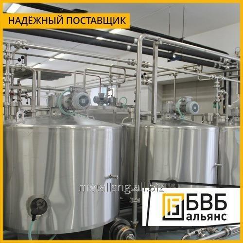 Купить Производство оборудования для молочной промышленности