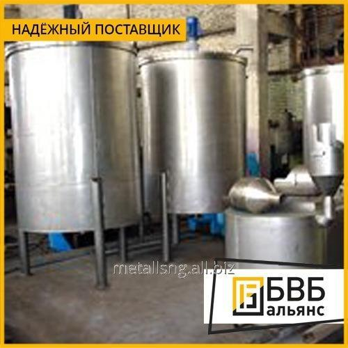 Production of the equipment for the bakery industry