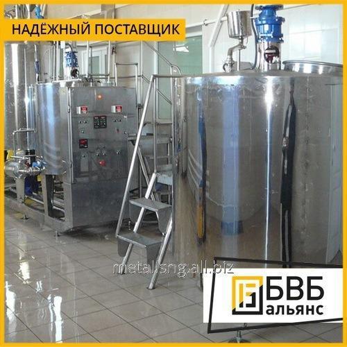Купить Производство реакторов для пищевых производств