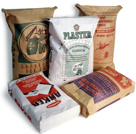 Buy Paper bags for plaster