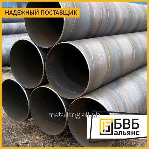 Buy Welded pipe of 80 1.5, 2-ST28 DX53D + GA120 g/black.