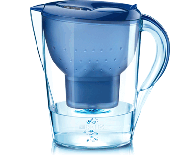 The Brita Marella XL filter jug, the Filter jugs in Kazakhstan