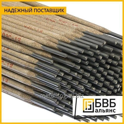 Купить Электроды сварочные 3 мм 08Х19Н10Г2Б (ЭИ898; Н-89; Св-08Х19Н10Г2Б)